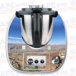 Vinilo Thermomix TM5 Gran Cañon Colorado