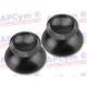 Joysticks de Aluminio negros