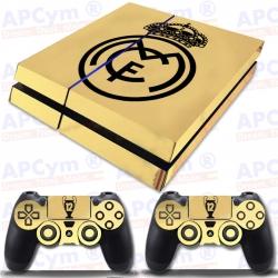 Vinilo PS4 Fat Oro Efecto Espejo Duodecima