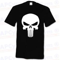 Camiseta Castigador calavera