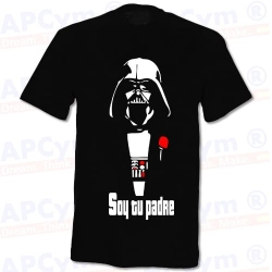 Camiseta Star Wars Soy tu Padre
