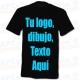 Camiseta Gaming Personalizada