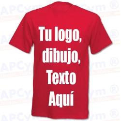 Camiseta Personalizada Logo, Frase, Nick