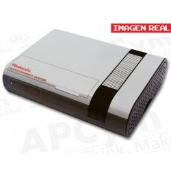 Carcasa Retro para Raspberry Pi 3 Mod. B Nintendo NES