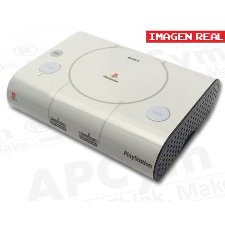 Carcasa Retro para Raspberry Pi 3 Mod. B Playstation PSX