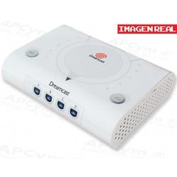 Carcasa Retro para Raspberry Pi 3 Mod. B Dreamcast