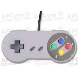 Mando SNES USB Compatible Raspberry Pi 3