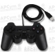 Gamepad PS3 con Joysticks USB Compatible Raspberry Pi 3