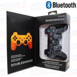 Gamepad Compatible PS3 con Joysticks Bluetooth para Raspberry Pi 3