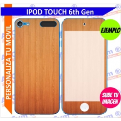 Vinilo para iPod Touch 6th Generation