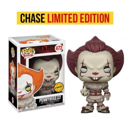 chase edition Pennywise IT Funko POP! Vinyl