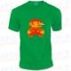 Camiseta Mario Retro