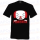 Camiseta Payaso Asesino IT Pennywise