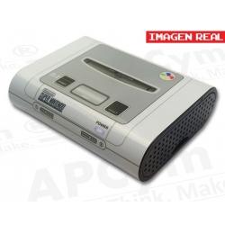 Vinilo Retro para Raspberry Pi 3 Mod. B Super Nintendo