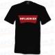 Camiseta Influencer Negra - Redes Sociales