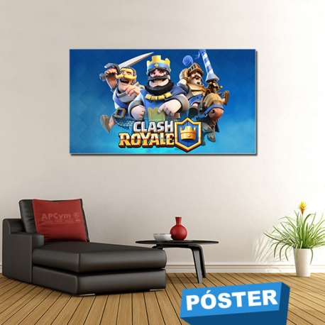 Poster con Protector Brillo Star Wars