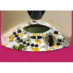 Vinilo Thermomix TM31 Panel Margaritas