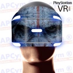 Vinilo para Gafas 3D VR PS4 Monkey