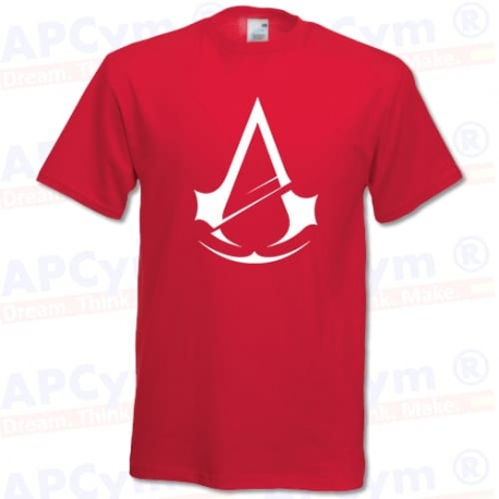 Camiseta Assassins Unity