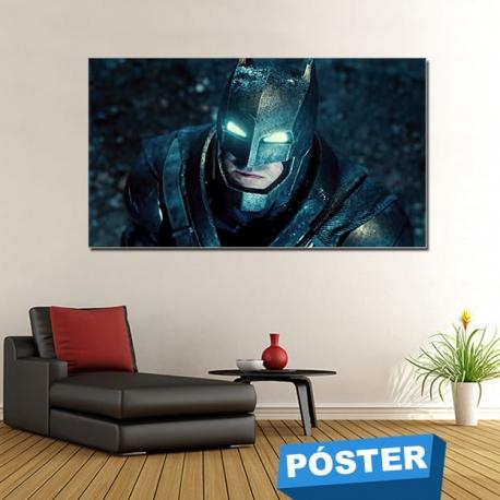 Poster Batman con Protector en Brillo