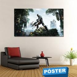 Poster Crysis con Protector en Brillo