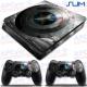 Vinilo PS4 Slim Capitan America Escudo
