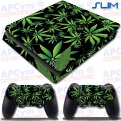 Vinilo PS4 Slim Marihuana