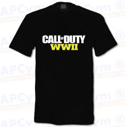 Camiseta COD WWII