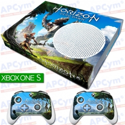 Vinilo Xbox One Slim Horizon