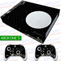 Skin Xbox One Slim Kingdom Hearts Edicion Especial