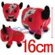 Minecraft Peluche Cow 17cm