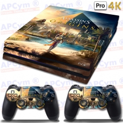 Vinilo PS4 PRO 4K Assassins Creed Origins