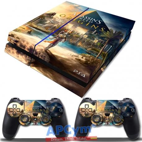 Vinilo Playstation 4 Assassins Creed Origins
