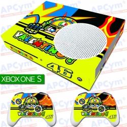 Vinilo Xbox One Slim Rossi