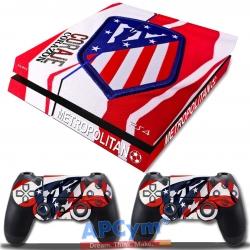 Vinilo Playstation 4 Metropolitano