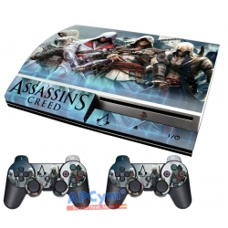 Vinilo Playstation 3 Fat Assassins Creed