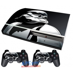 Vinilo Playstation 3 Fat Star Wars Soldier