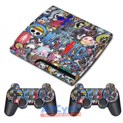 Vinilo PS3 Slim One Piece