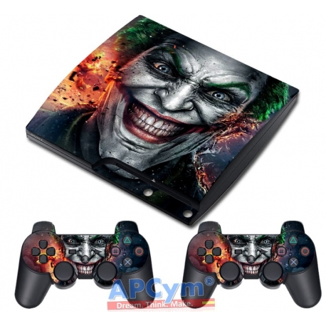 Vinilo PS3 Slim Joker