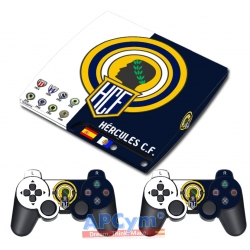 Vinilo PS3 Slim Macho Hercules