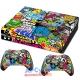 Vinilo Xbox One Fat Stickers SEGA