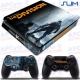 Vinilo PS4 Slim The Division