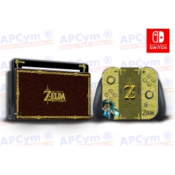 Vinilo Nintendo Switch Zelda