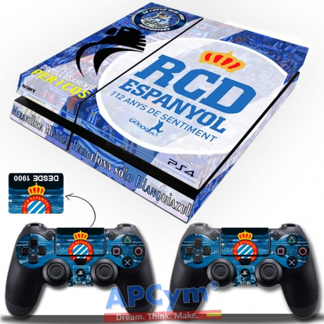 Vinilo Playstation 4 R C D