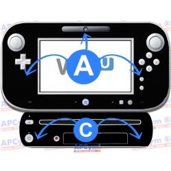 Personaliza tu Consola wii u pantalla tactil