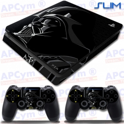 Vinilo PS4 Slim Star Wars Ed. Especial Darth Vader