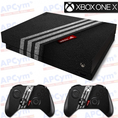 Vinilo Xbox One X Decorativo Black