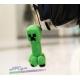 Minecraft Peluche Creeper 15cm con Colgante