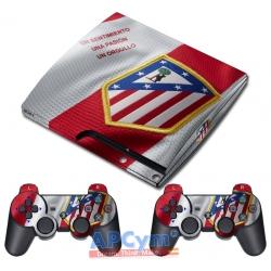 Vinilo PS3 Slim Colchoneros