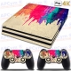 Vinilo PS4 PRO 4K Colorines